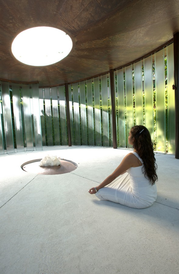 Mexican Meditation Space 5