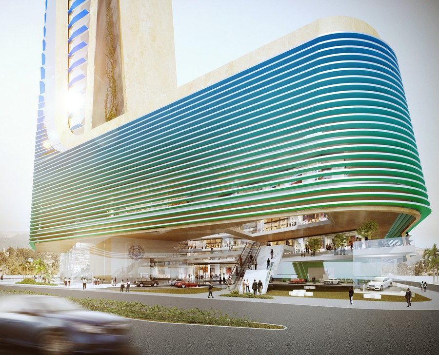 Ethiopian Insurance Corporation In Addis Ababa E Architect