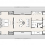 Floating House Floor Plan 1
