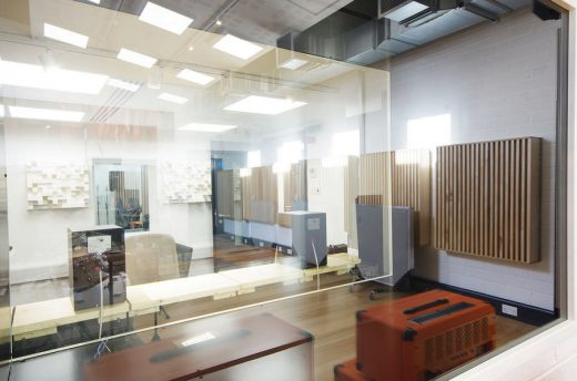 Goldsmiths Music Studios 1
