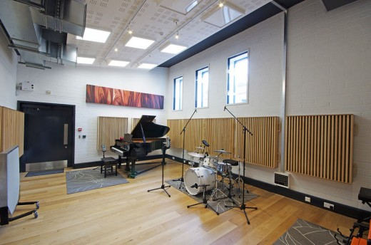 Goldsmiths Music Studios 2