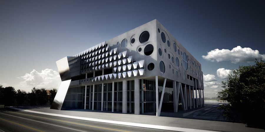 House of music in aalborg 5 e architect for House of music