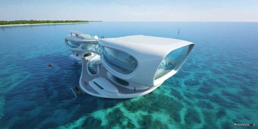Marine Research Center Bali