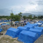Paper Emergency Shelter for Haiti