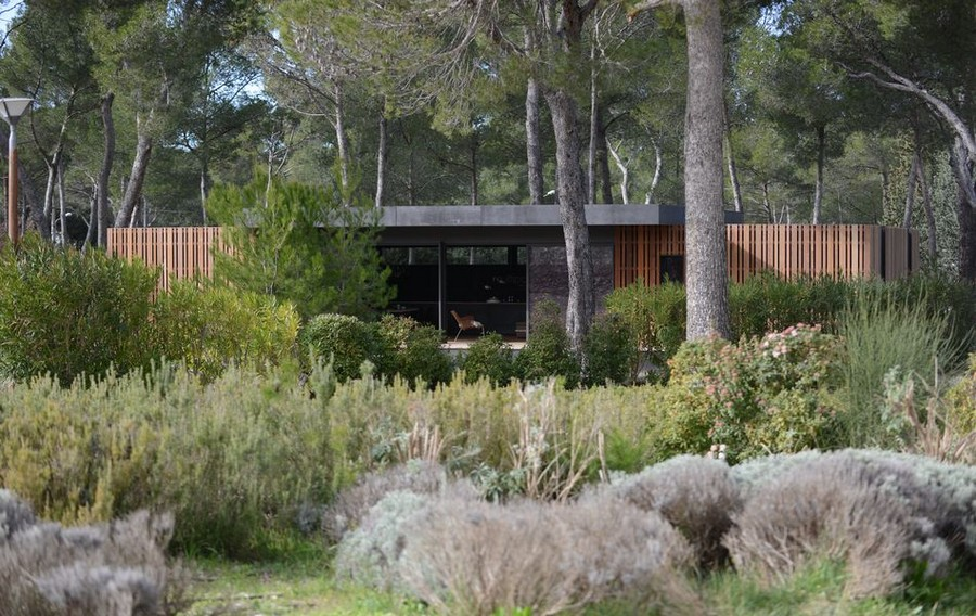 pop up house in france e architect