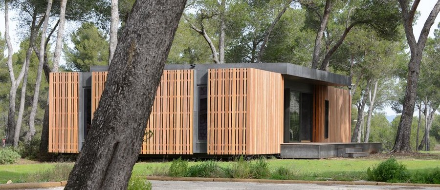 Pop Up House In France Property E Architect