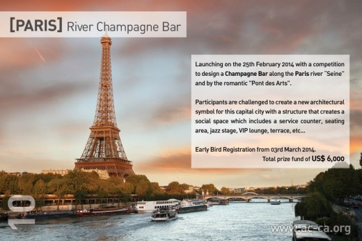 River Champagne Bar Competition 4