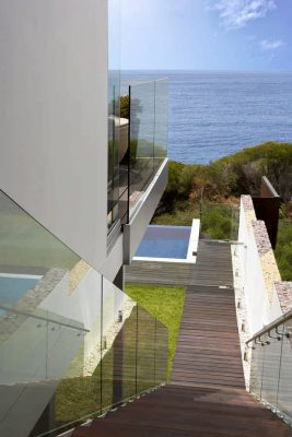 Rubinsztein House, South Coogee residence NSW