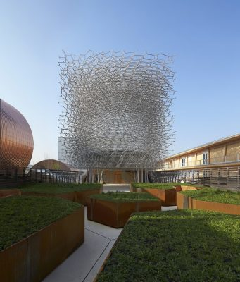 UK Pavilion Expo 2015 Milan