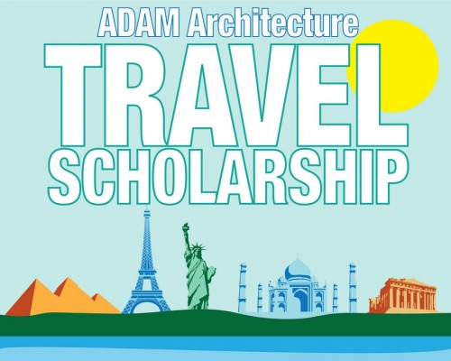 ADAM Architecture Travel Scholarship 2016