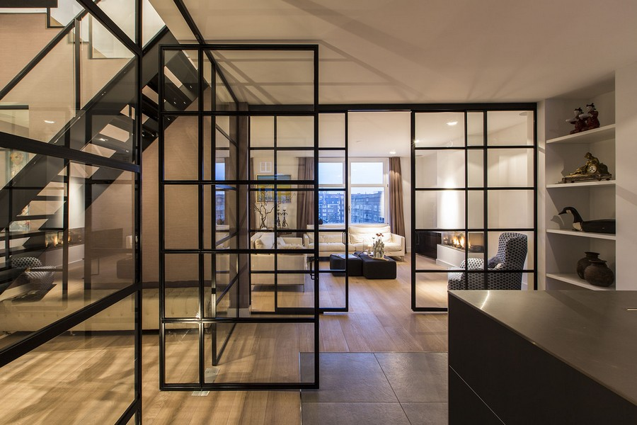 Apartment in amsterdam 1 e architect for Product design jobs amsterdam