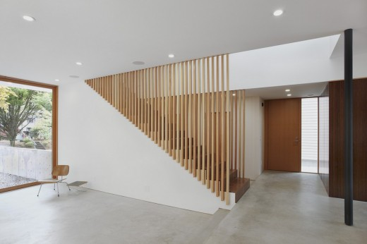 Capitol Hill House Seattle Residence E Architect