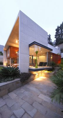 Casa S in Lima, Peru house by domenack arquitectos