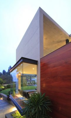 Casa S in Lima, Peru property design by domenack arquitectos