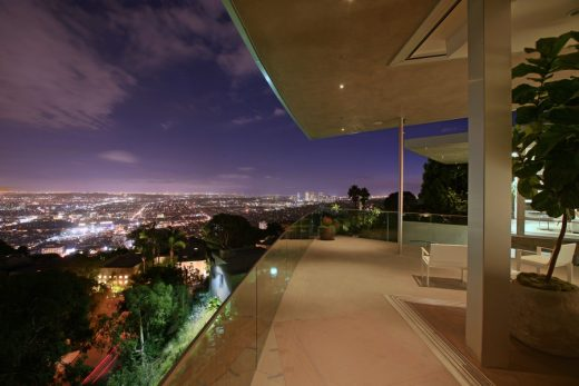 DJ Avicii's Property in Los Angeles
