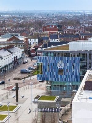 Doncaster Civic Office