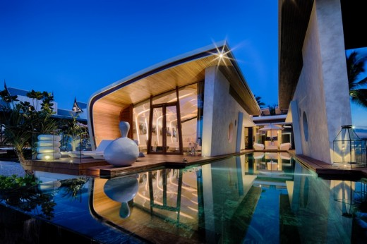 Iniala hotel in phuket e architect for International architecture firms