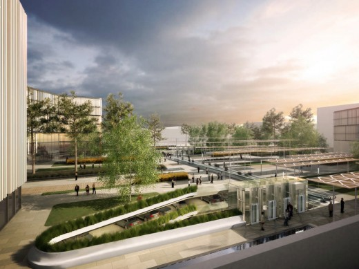 New Istanbul Airport Building