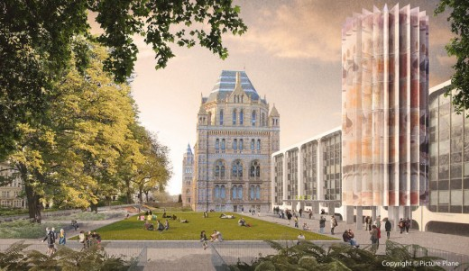 Natural History Museum Grounds Design Competition