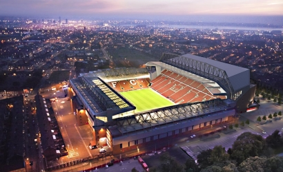 New Anfield Stadium Liverpool