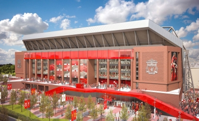New Liverpool Football Stadium