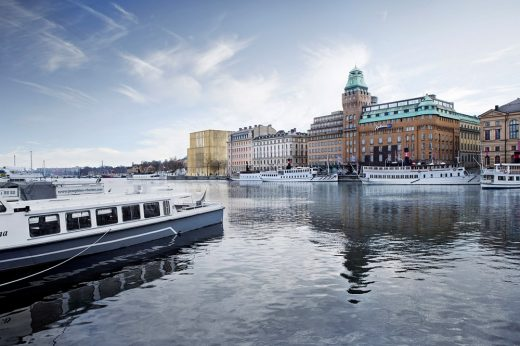 Nobel Center in Stockholm - Swedish Architecture News