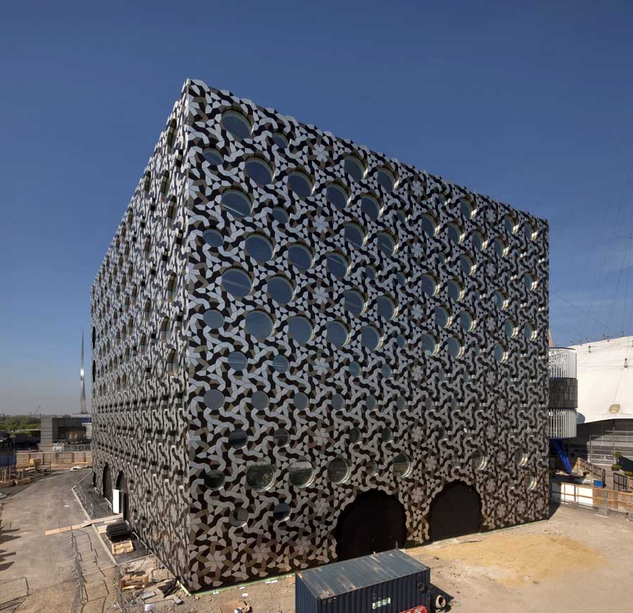 Ravensbourne college london m1 e architect for Architects and designers building