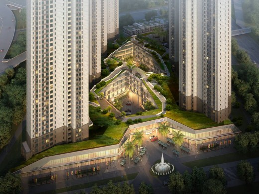 Vankely Xiamen design by NL Architects