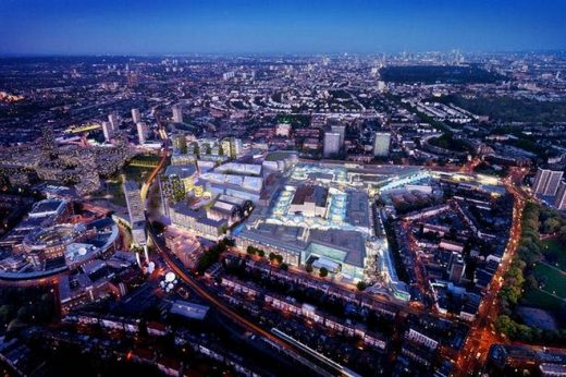 Westfield London Extension
