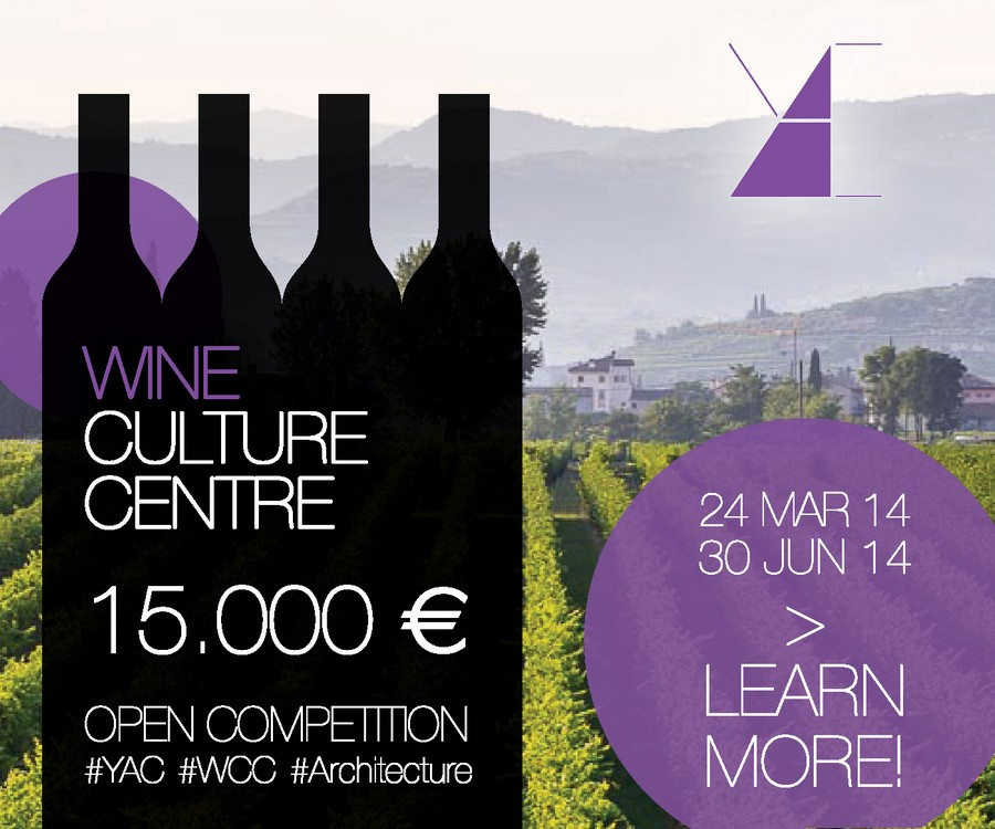 YAC Wine Culture Centre Competition 1