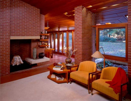 Zimmerman house frank lloyd wright home e architect Frank lloyd wright the rooms interiors and decorative arts