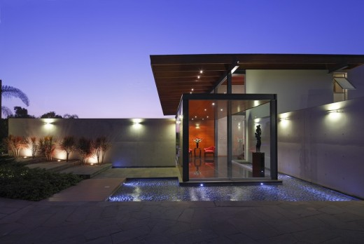 Contemporary Lima House