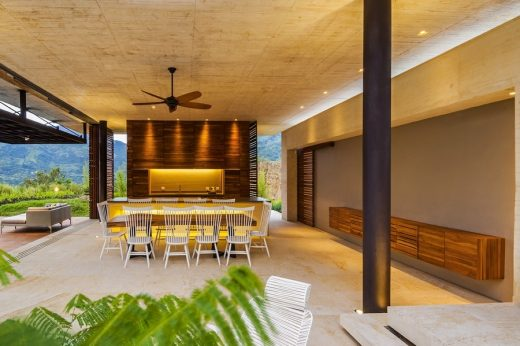 New house in Villeta, Colombia, design by Arquitectura en Estudio + Natalia Heredia