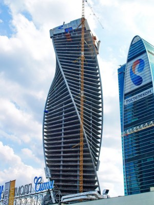 Evolution Tower, Moscow 1
