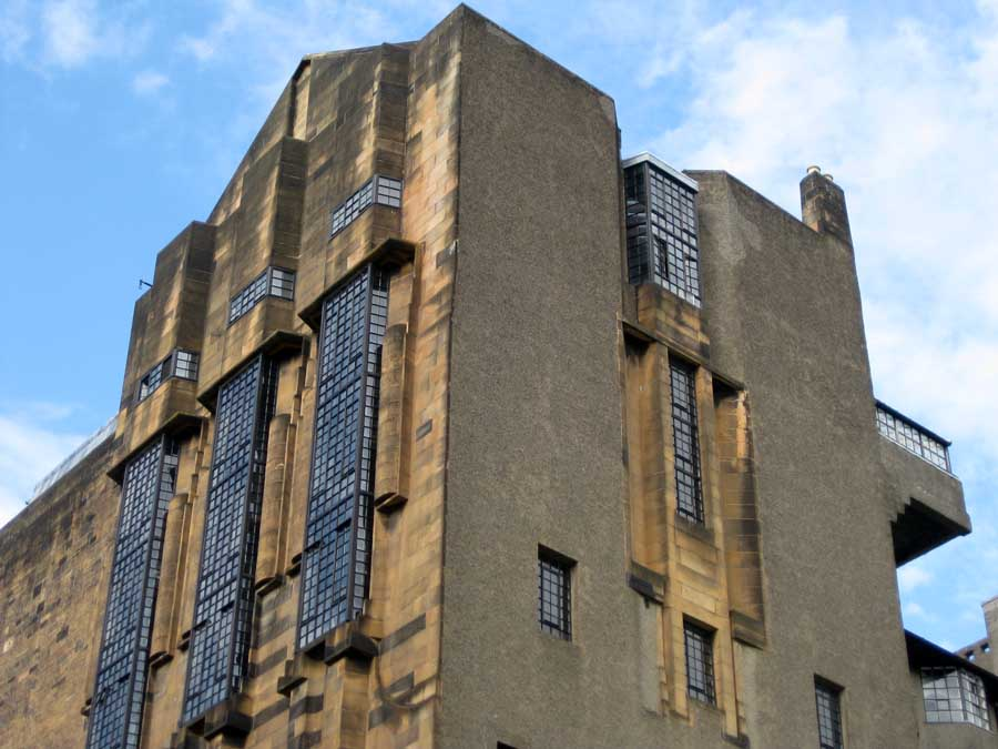 Rennie Mackintosh Architect E Architect