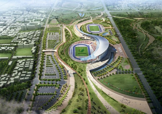 Incheon Asian Games Main Stadium