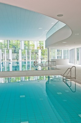 Indoor Swimming Pool in Ismaning