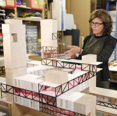 Jeanne Gang architect