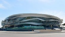 National Gymnastics Arena Baku 1