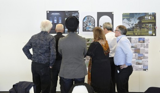 RIBA Norman Foster Travelling Scholarship 2014 2