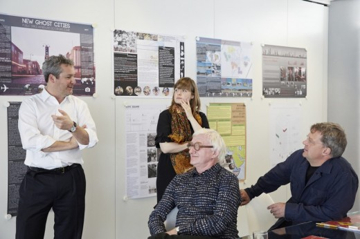 RIBA Norman Foster Travelling Scholarship 2014 4