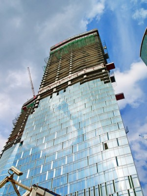 OKO Apartment Tower, Moscow 1