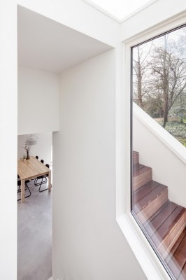 Contemporary Utrecht home design by BYTR architects
