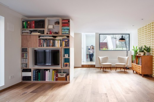 Contemporary Utrecht residence design by BYTR architects