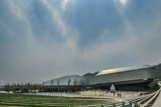 Qingdao World Horticultural Expo Theme Pavilion
