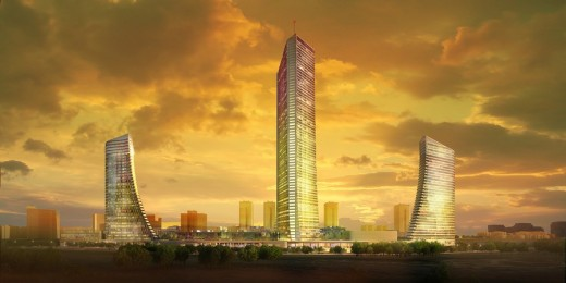 the Metropol Tower, Istanbul 2