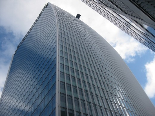 Walkie Talkie Building - Architecture News January 2007