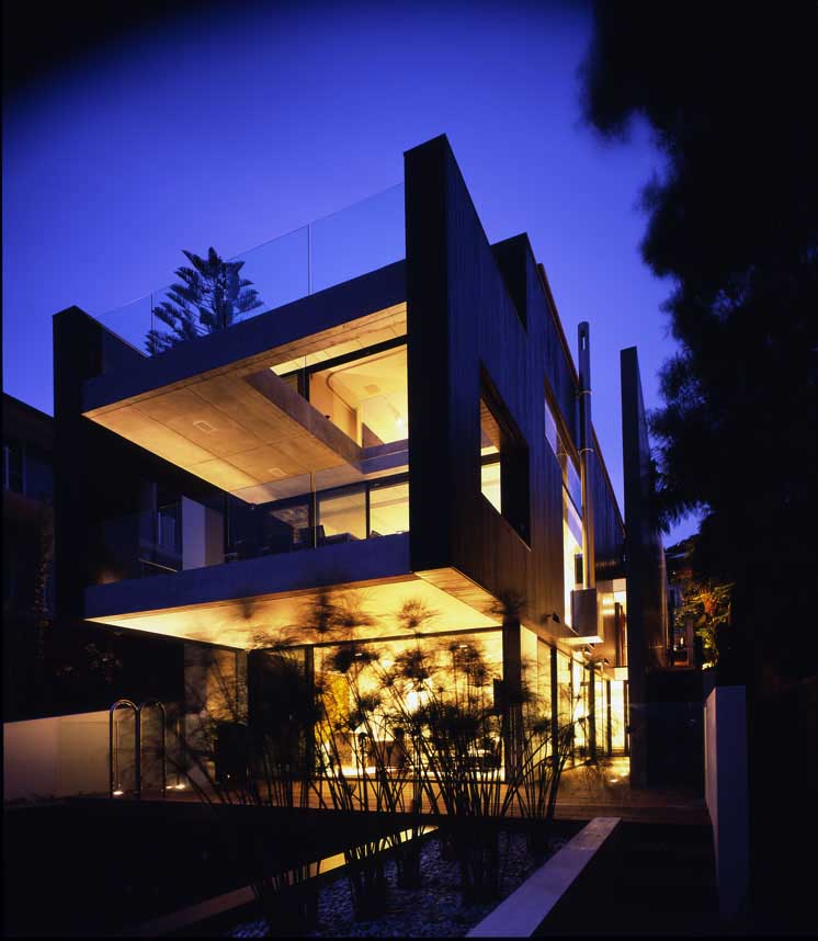 Whale beach house new australian property e architect for Beach house plans australia