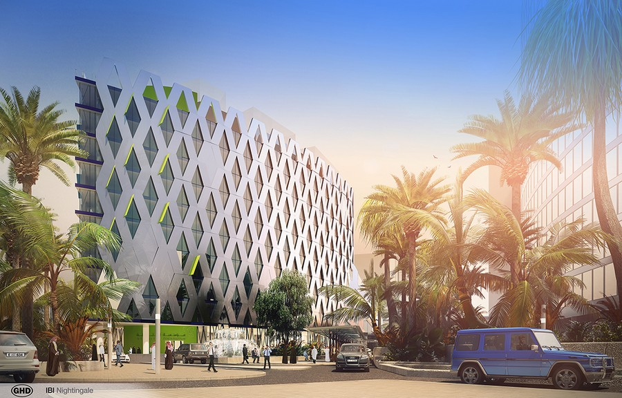 Al Jalila 3 E Architect