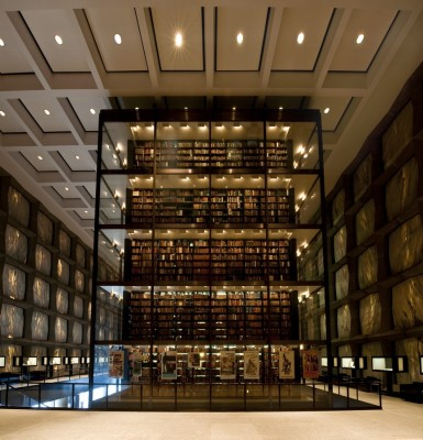 Beinecke Library Renovation 2